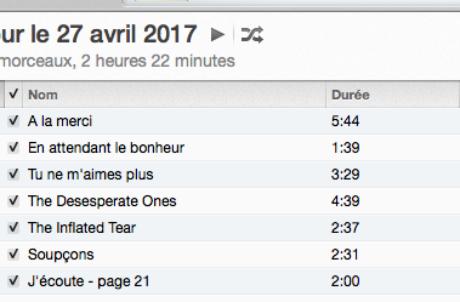 27.04.17. 19h. Séance d'écoute avec Dominique Petitgand. En dialogue avec Xavier Thomas et Paul-Emmanuel Odin/ / / / / / / / / / / / / / / / /