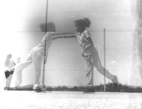 18.04.17-21.04.17 atelier sténopé avec Marcos Avila Forero, Une pierre dans sa poche