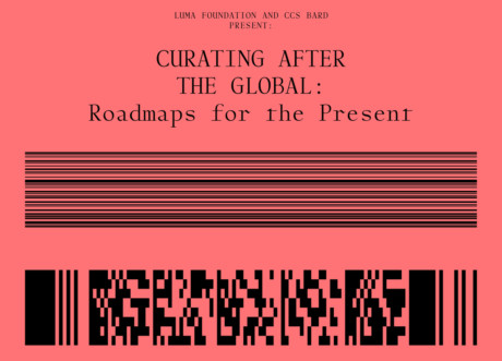 14.09.17-16.09.17 La compagnie invitée au colloque <em>CURATING AFTER THE GLOBAL. Roadmaps for the Present</em> / / / / / / / / / / / / / / / / / / / / / / /