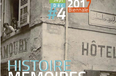 13.09.2017 18h Opening of Biennal History Memory Heritage Citizenship – Network pour l'Histoire et la Mémoire History Memory of Immigrations and Territories