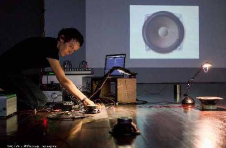 10.11.17 19h Expérimentations sonores et visuelles : Pôm Bouvier B., <em>L&#8217;épaisseur de l&#8217;Instant</em> / / / / / / / / / / / / / / / / / / / / / / / / / / / / / / / / / / / / / / /