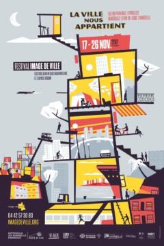 25.11.17 16h projection-discussion Nos villes, avec Lieux Fictifs et Images de Ville