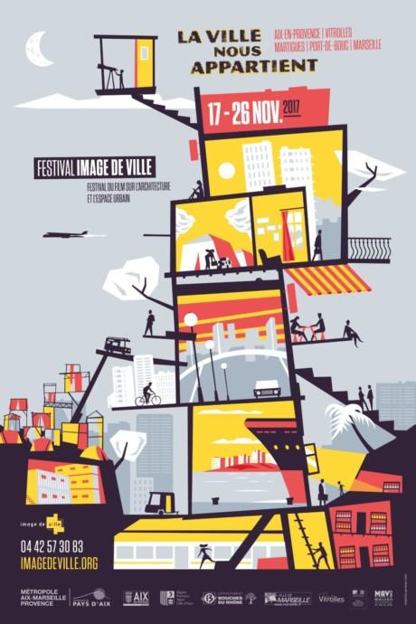 25.11.17 16h projection-discussion <em>Nos villes</em>, avec Lieux Fictifs et Images de Ville