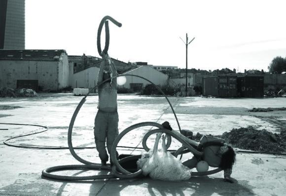 24.10.17-27.10.17 atelier danse et vidéo avec Natalie Hofmann, <em>Corps-paysage-image</em>