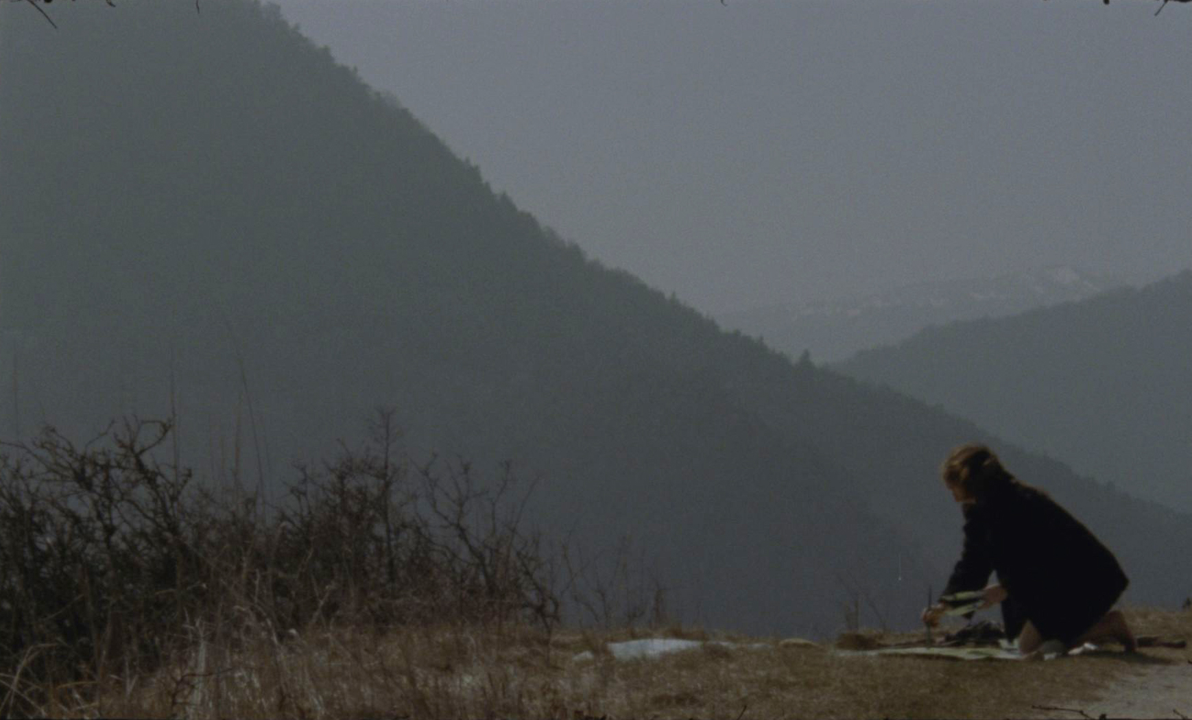 8.02.18-14.04.18 Raphaëlle Paupert-Borne La montagne des nuées