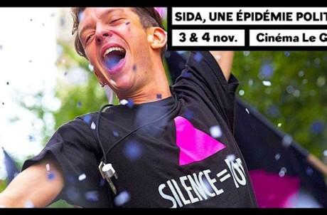 Nous vous recommandons : au cinéma Gyptis, Sida une épidémie politique / au cinéma Variétés, projection avec Robin Campillo