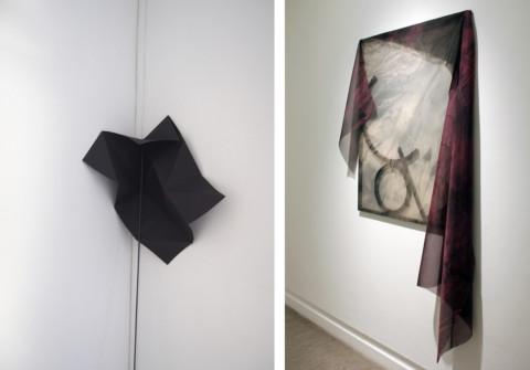 10.05.18-30.06.18 Doriane Souilhol and Douglas Morland (curator : Francesca Zappia) L'intrigue se cherche dans le dénouement de son nœud