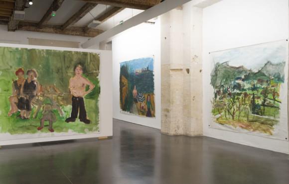 8.02.18-14.04.18 Raphaëlle Paupert-Borne <em>La montagne des nuées</em>