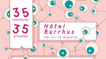 14,15,16.12.18 La compagnie at Supervues/Hôtel Burrhus with Driss Aroussi