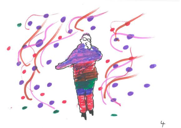 11.02.19 – 14.02.19  <em>Poèmes humains (les dessins s'en mêlent)</em>avec Sebastian Sarti