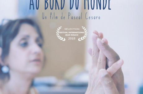 5.04.19 projection at FRAC of « <em>Une maison au bord du monde</em> » of Pascal Cesaro