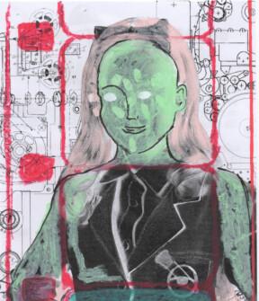 01.07.19 – 05.07.19 Première bobine avec Juliette Bayer-Broc, Chloé Blondeau, Samia El Hadj, Ambre Veau