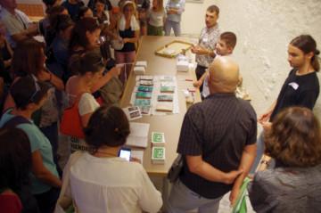 13.09.2019 9h-16h à la Bibliothèque de l'Alcazar, nous participons à la Journée professionnelle « Et si ta culture était aussi mienne ? Droits culturels et maîtrise des langages »