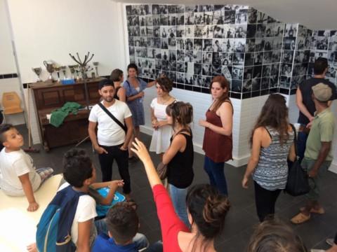 05.2016 – 12.2016 Photocontact avec Arina Essipowitsch