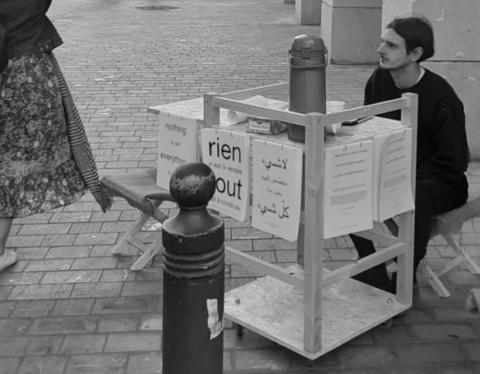 7.01.2020 jusqu'au…: Matteo Demaria, Nous sommes la sculpture sociale