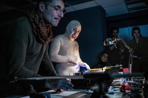 Paul-Emmanuel Odin, L'envers du temps, un film performatif