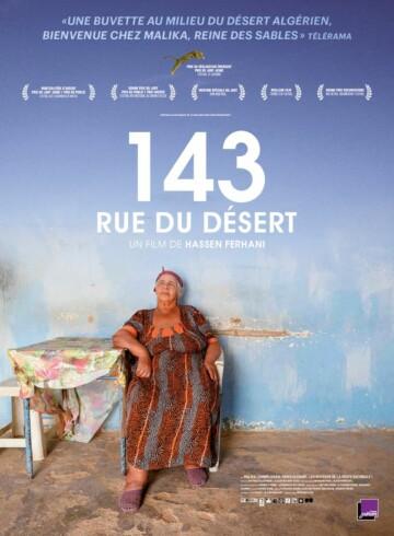 19.06.2021 à 20h15 at cinéma La Baleine, Hassen Ferhani present the film 143 street desert